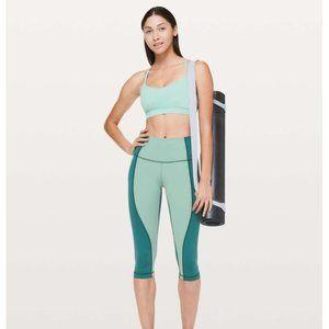 Lululemon Wunder Under Crop High-Rise leggings